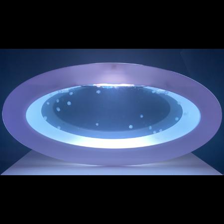 Quallen Aquarium Medusium Elipse - (95 cm x 45 cm)